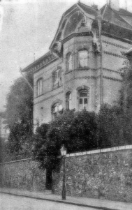 The Ferenczi House