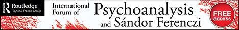International Forum of Psychoanalysis and Ferenczi